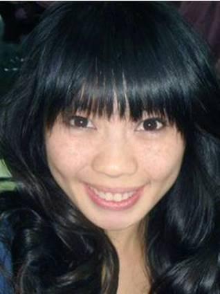 刘风铃使用中药祛斑产品之前的照片